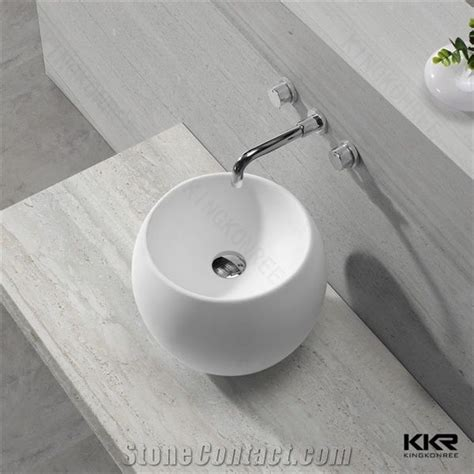 modern bathroom design quality above counter mounting