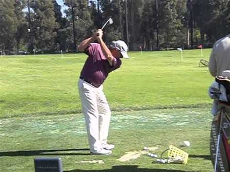 fred couples swing analysis fred couples golf swing dtl 2014 northern trust open youtube
