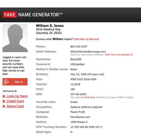 generate a random name fake name generator 8 amazing sites that are actually useful