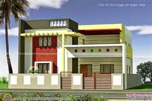 2 Bhk Home Design Ideas Nice 4 Bhk Flat Roof House