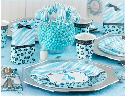 Blue Safari Baby Shower Decorations by 68 Best Baby Shower Ideas Images On