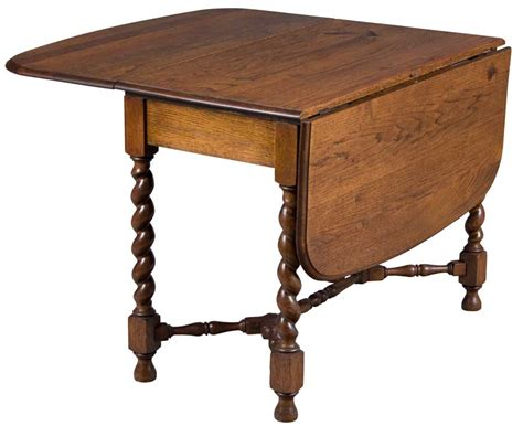 Antique Drop Leaf Table Antique Drop Leaf Table