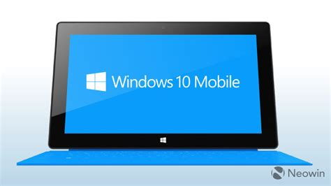 install windows 10 surface rt a developer is working to bring windows 10 mobile to the