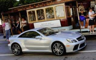 mercedes sl amg black series 63 v12 biturbo photos