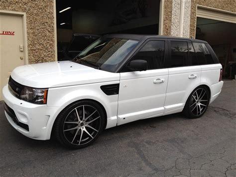 customized range rover interior custom range rover car interior design