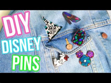 pin by inspired by disney diy tumblr pin badges disney inspired youtube