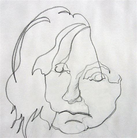 doodle line drawings continuous line drawing leslie white