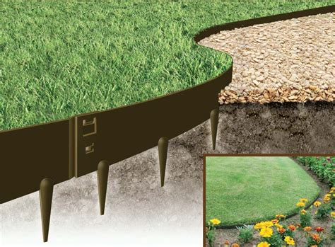 give your garden metal garden edging carehomedecor
