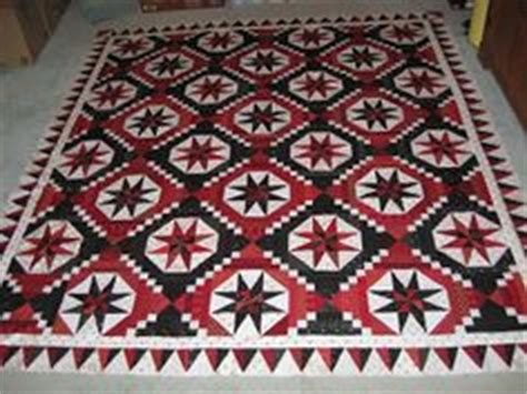 Smith Mountain Morning Quilt Pattern by White Black Quilts On Quilt Blocks White