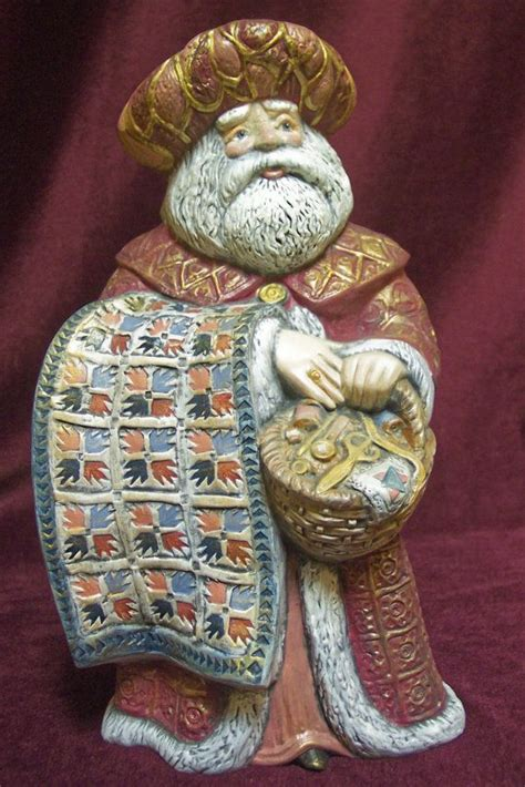 ceramic bisque santa 1000 images about world santas on