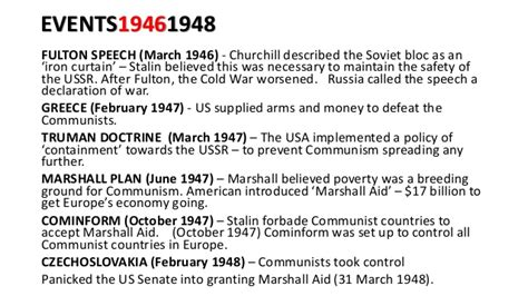 to what does the term iron curtain refer cambridge igcse history revision 4 cold war