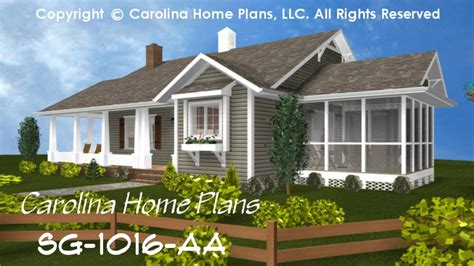 southern house plans small cottage small cottage house