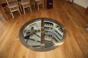 Underfloor Wine Cellar - wine cellar the circular cellar contemporary sussex by stone cellar company
