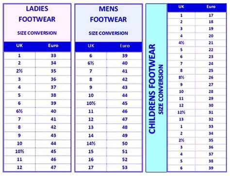 s shoe size converted to s mens to womens shoe size conversion chart uk 25 unique