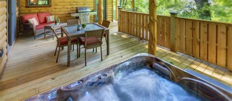 Eureka Springs Cabins With Tubs by Luxury Cabins In Eureka Springs Tub Units Lake