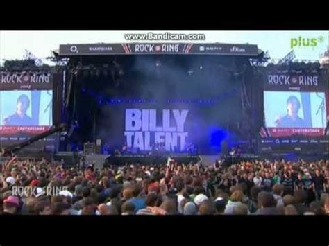 billy talent line and sinker billy talent discographie line up biographie