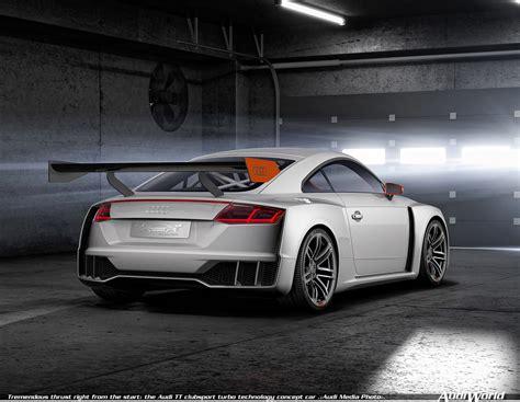 Audi Tt Clubsport by Audi Tt Clubsport 4 Audiworld
