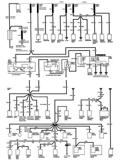 87 buick century wiring diagram wiring diagram manual