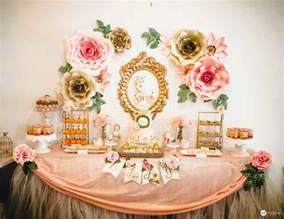 best 25 floral baby shower ideas on