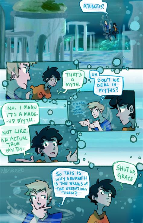 percy jackson fan art the flying thunderfuck photo post pinterest percy