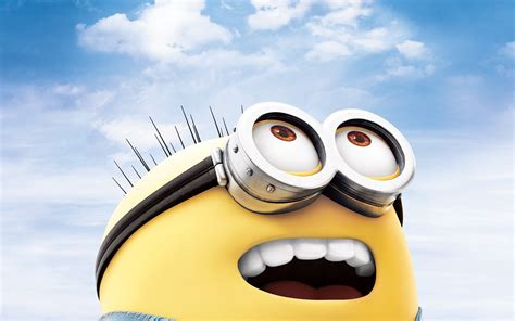 wallpaper 3d minions minion in despicable me 2 wallpapers hd wallpapers id