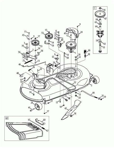 mtd lawn mower parts diagram mtd inch deck belt diagram studiootb