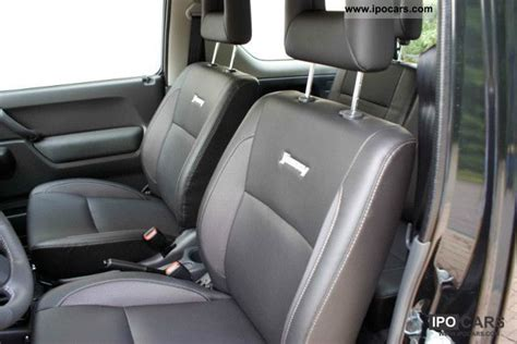 Suzuki Leather Seats 2012 Suzuki Jimny Style Climate K Leather Heated Seats