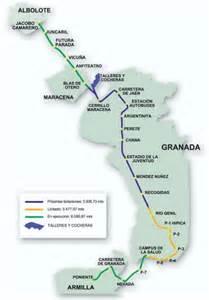 Light Link Rail Map Granada Metro Rutes Maps And Reviews Of Metro