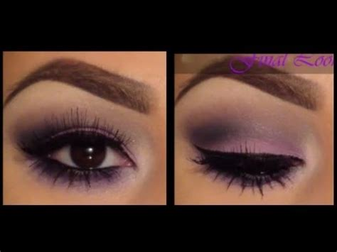 eyeliner tutorial for beginners on dailymotion purple smokey eye makeup tutorial dailymotion