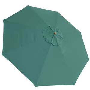Patio Umbrella Replacement Covers 8 9 10 13 Umbrella Replacement Canopy 8 Rib Outdoor Patio Top Cover Only Opt