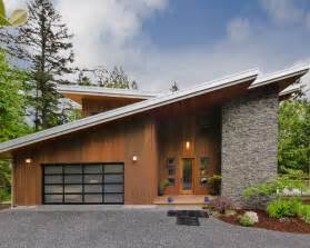Cathy Schwabe mono pitch roof houzz