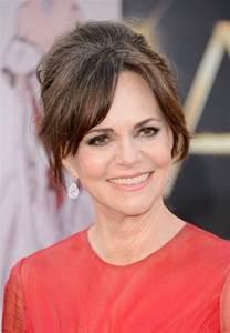 sally field hairstyles 60 ponytail hairstyle for women over 50 getty images