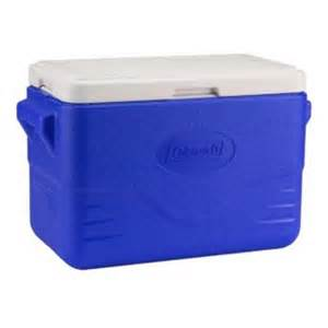 Outdoor Camp Kitchen - coleman 174 28 quart chest cooler 202193 coolers at sportsman s guide