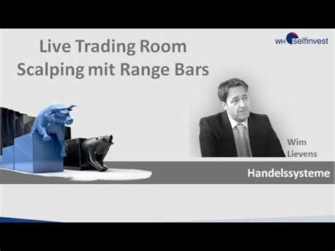 live trading room live trading room scalping mit range bars wim lievens