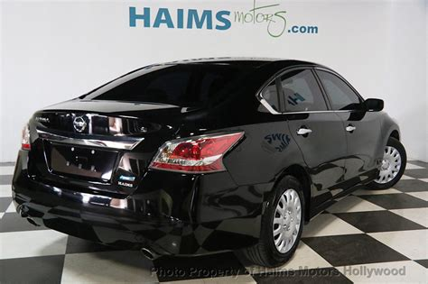 used nissan altima 2014 2014 used nissan altima at haims motors serving fort