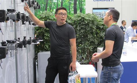 Plumbing Trade Show by Ish China Trade Show Shifts Focus To Smart Green Buildings