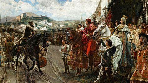 rendicion surrender 25 nov 1491 moors surrender granada the final wager