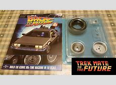 Build The Back To The Future Delorean: Issue 3 - From ... Eaglemoss