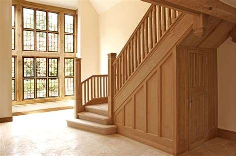 Stair Design by Solid Oak Staircase