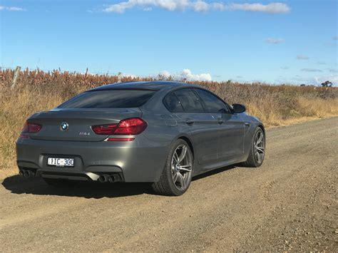 2017 bmw m6 gran coupe review photos caradvice