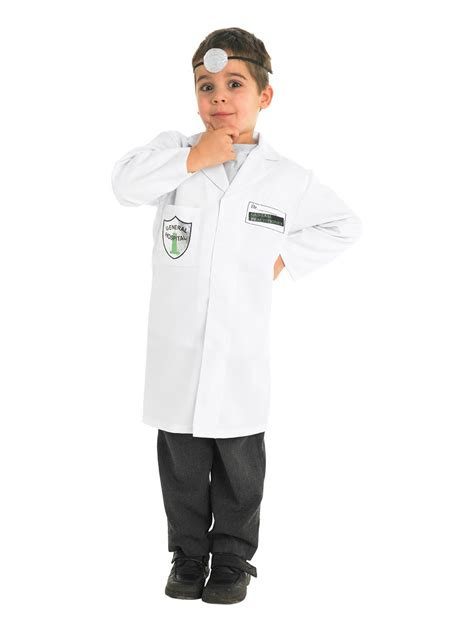 doctor costume childrens doctor costume