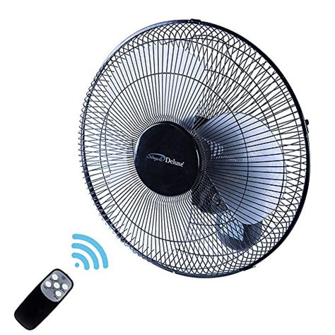 quiet wall mount fan heavy duty quiet 16 inch digital wall mount oscillating