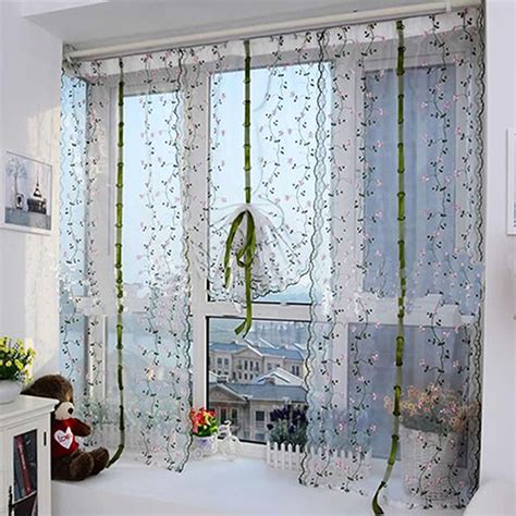 sheer cafe curtains kitchen sheer cafe curtains promotion shop for promotional sheer