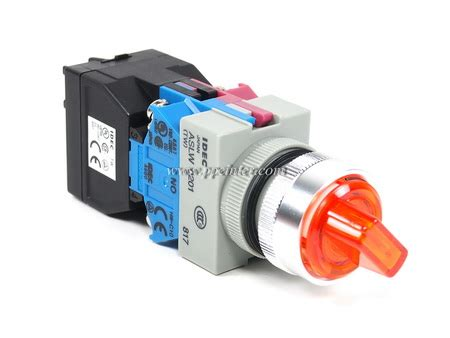 Idec Unit 22mm illuminated selector switches 22mm