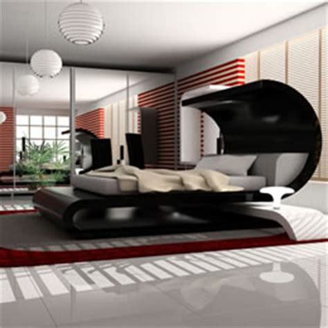 Bedrooms Of The Future by Smart Dreams