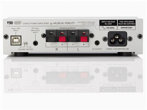 Layout Fidelity Warning | musical fidelity v90 amp amplificatore integrato stereo