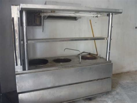 second hand stainless steel bench second hand used stainless steel food stall and table for