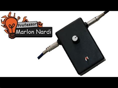 resistor 10k marrom preto laranja dourado professor marlon nardi walendorff como fazer um pedal de