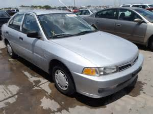 1998 Mitsubishi Mirage De Auto Auction Ended On Vin Ja3ay26a1wu017740 1998