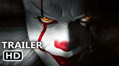 Horor It it official trailer 2017 clown horror hd